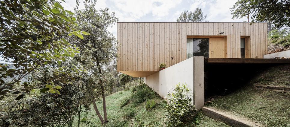 casa llp by alventosa morell arquitectes 7 Casa LLP By Alventosa Morell Arquitectes