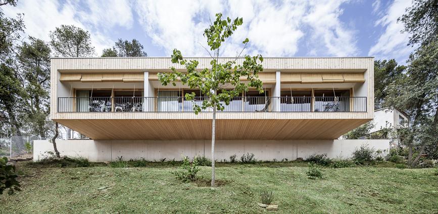 casa llp by alventosa morell arquitectes 8 Casa LLP By Alventosa Morell Arquitectes