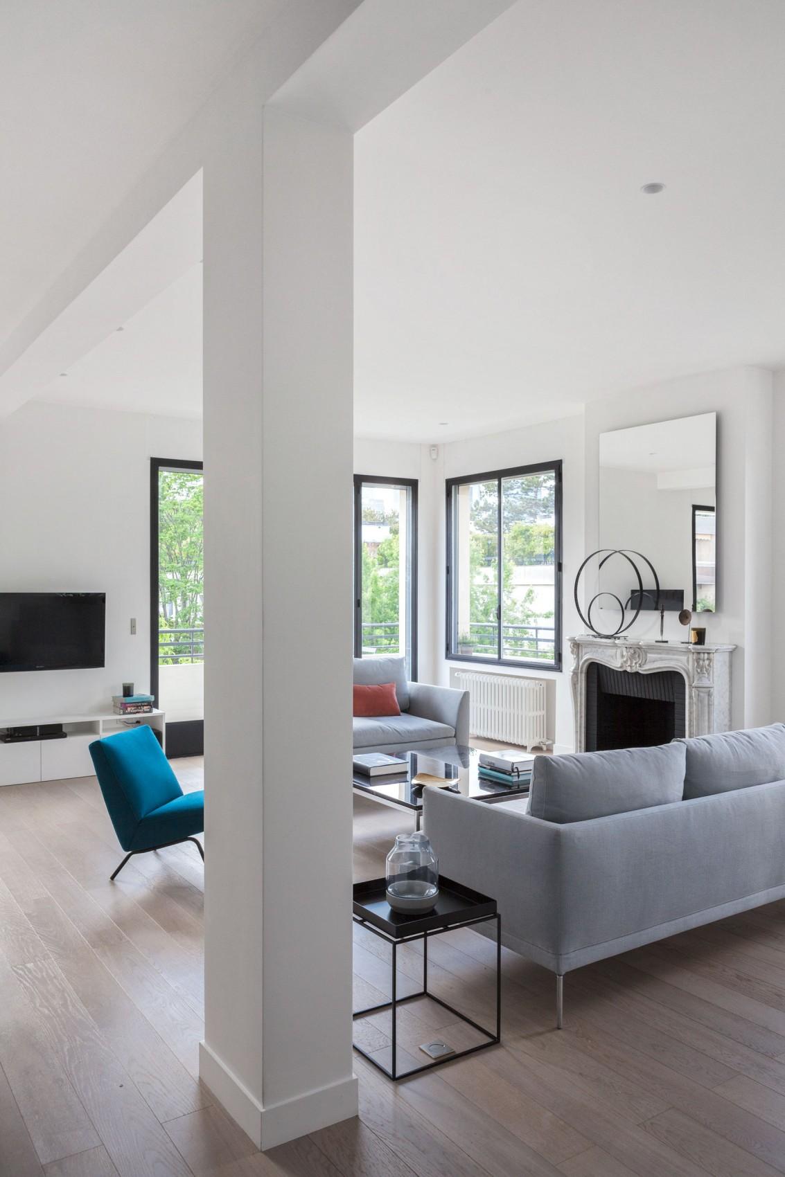 elegant home redesign 14 Elegant Apartment Redesign