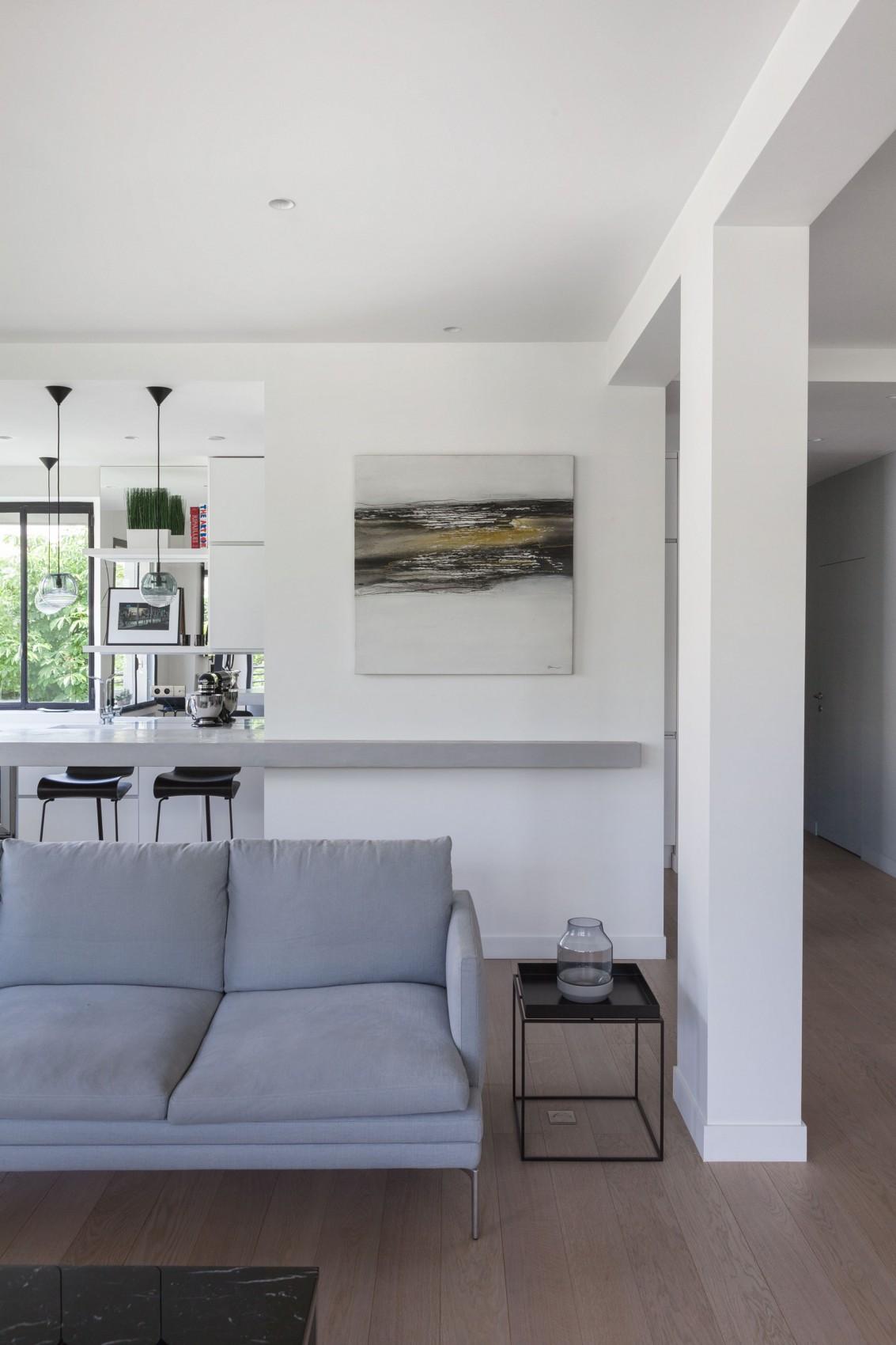 elegant home redesign 4 Elegant Apartment Redesign