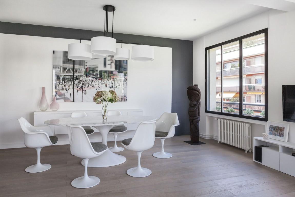 elegant home redesign 6 Elegant Apartment Redesign