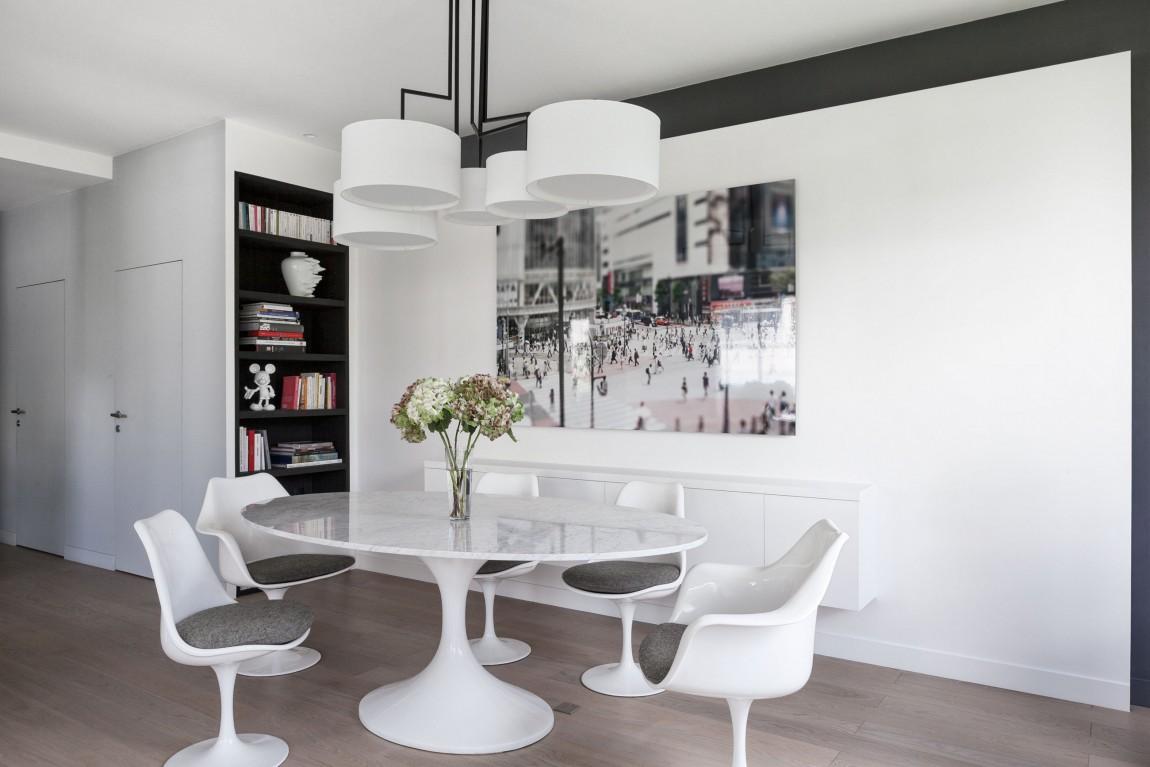 elegant home redesign 8 Elegant Apartment Redesign