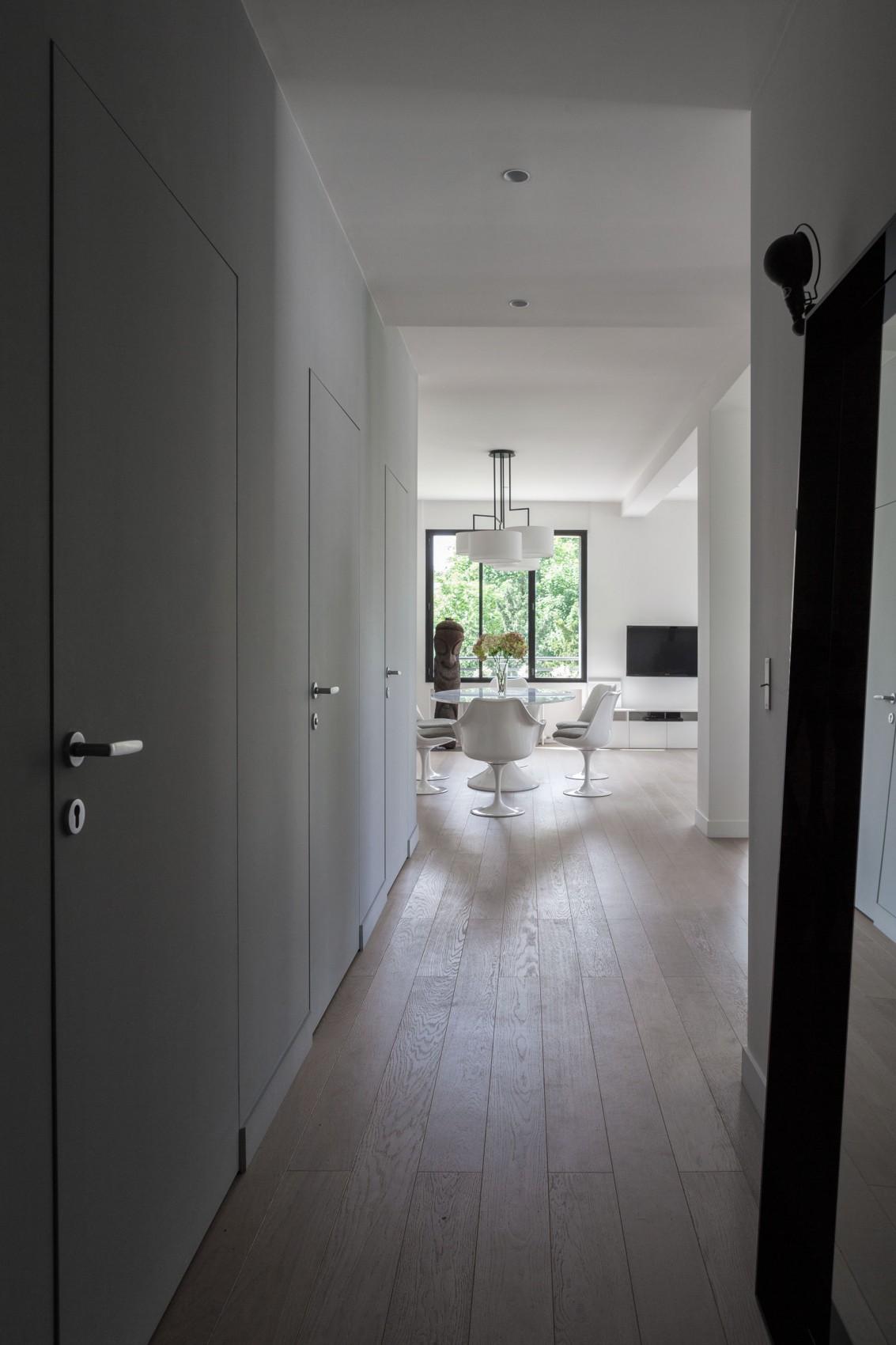 elegant home redesign 9 Elegant Apartment Redesign