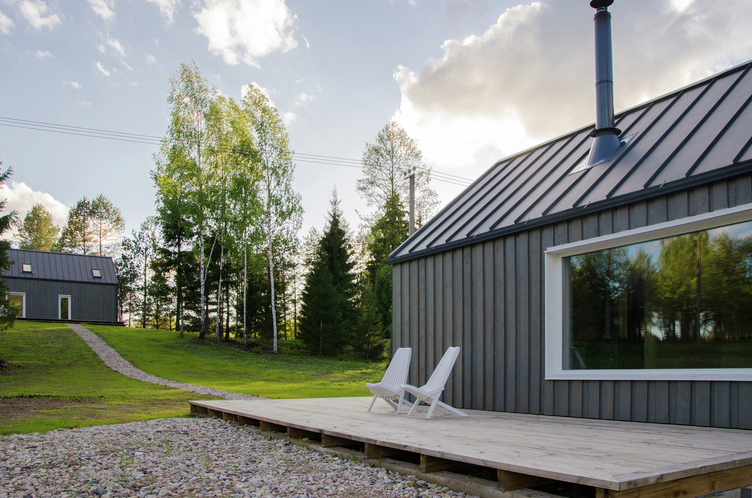 hunting house surrounded by woods in lithuania 10 Hunting House Surrounded By Woods In Lithuania