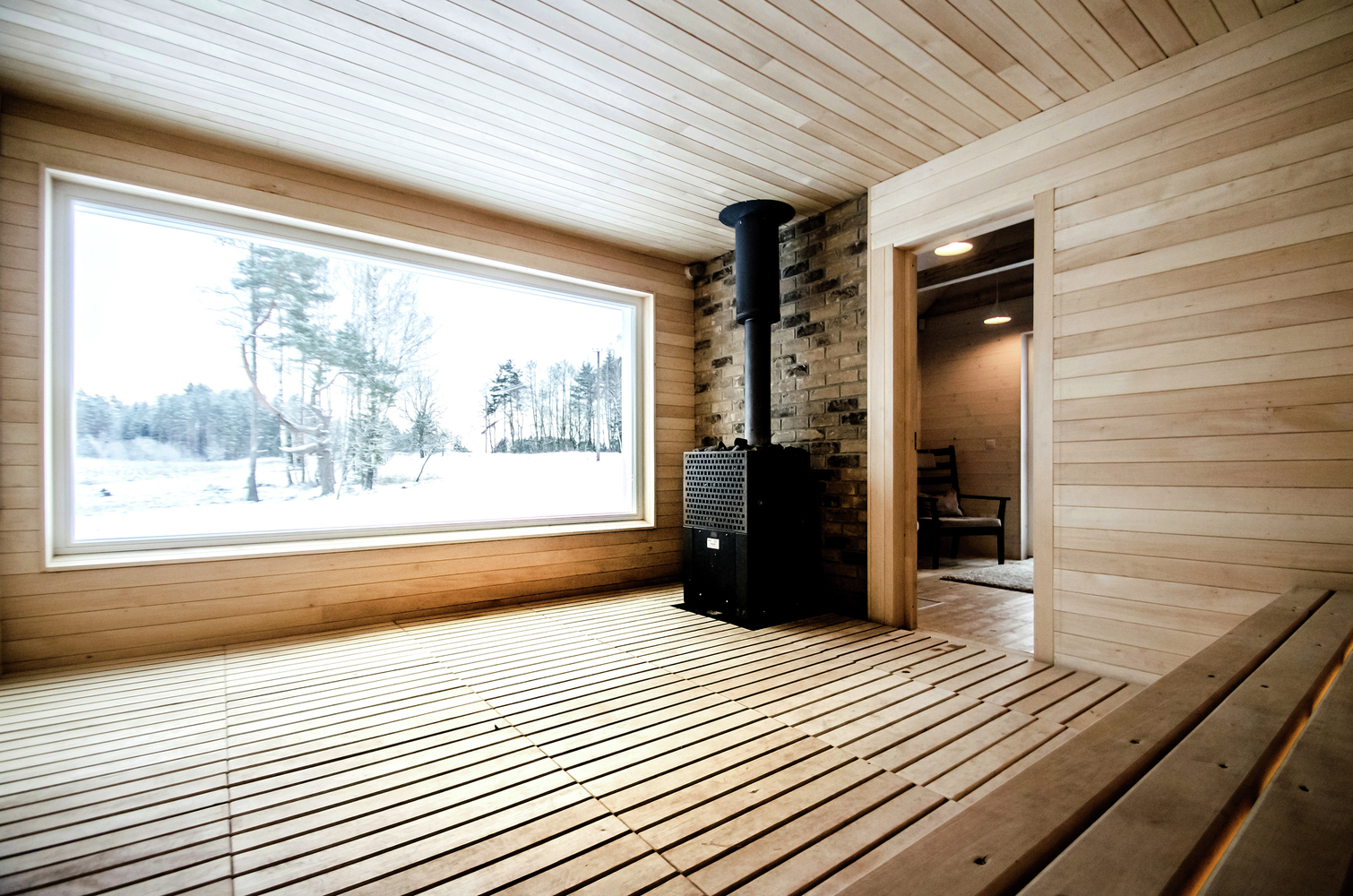 hunting house surrounded by woods in lithuania 12 Hunting House Surrounded By Woods In Lithuania