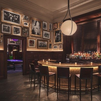 Iconic London's Club 'Groucho' Gets A Renovation