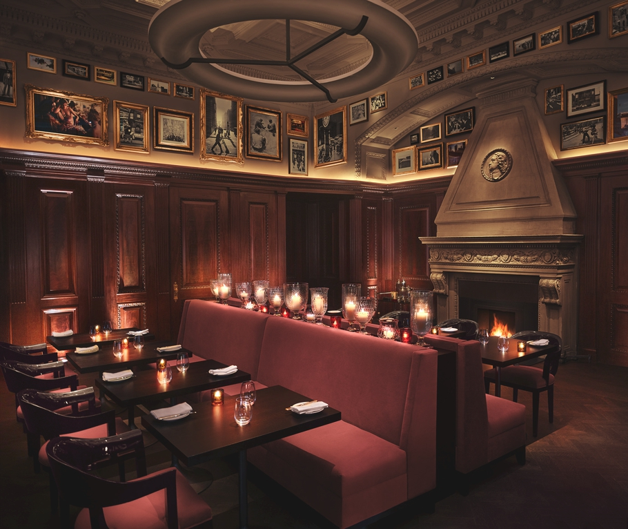 Iconic London S Club Groucho Gets A Renovation