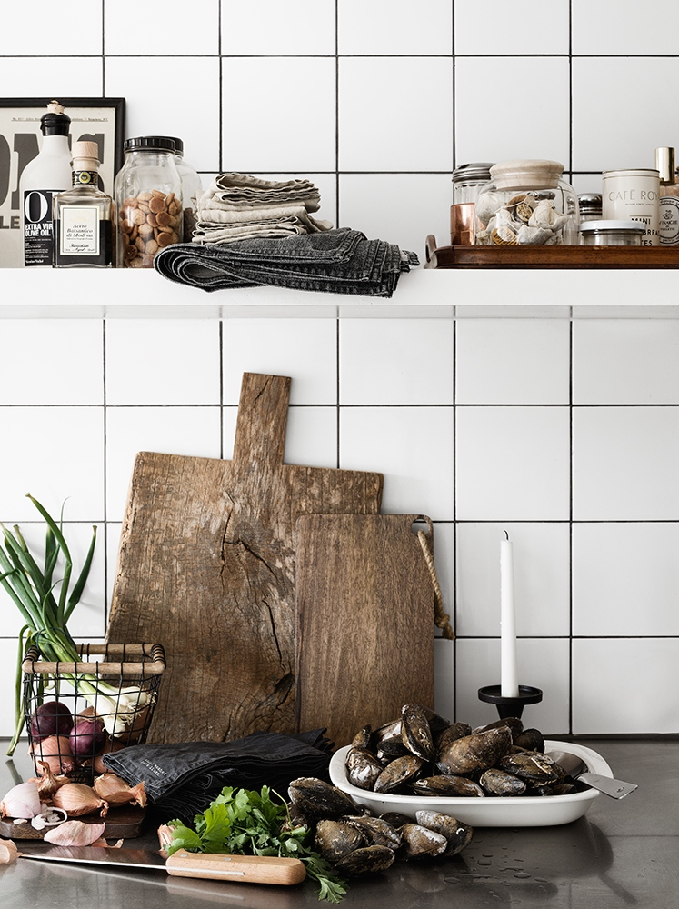 kristofer johnsson  3 Autumnal H&M Home