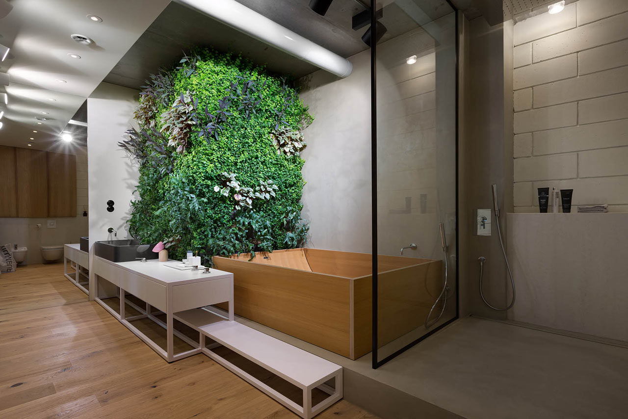living wall grows in this awesome penthouse 16 Living Wall Grows In This Awesome Penthouse