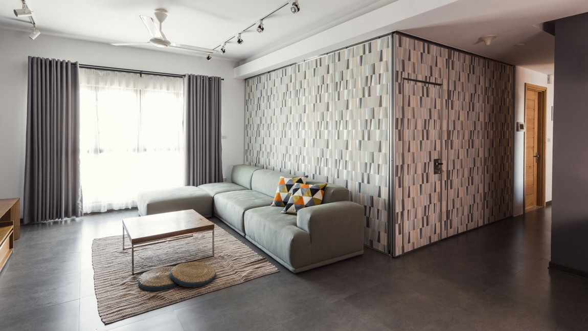 ml apartment 01 ML Apartment by Le Studio