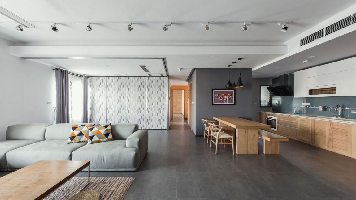 ml apartment 02 ML Apartment by Le Studio