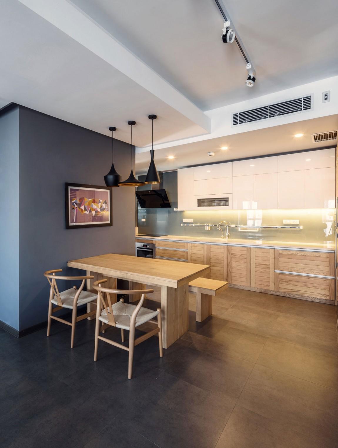 ml apartment 05 ML Apartment by Le Studio
