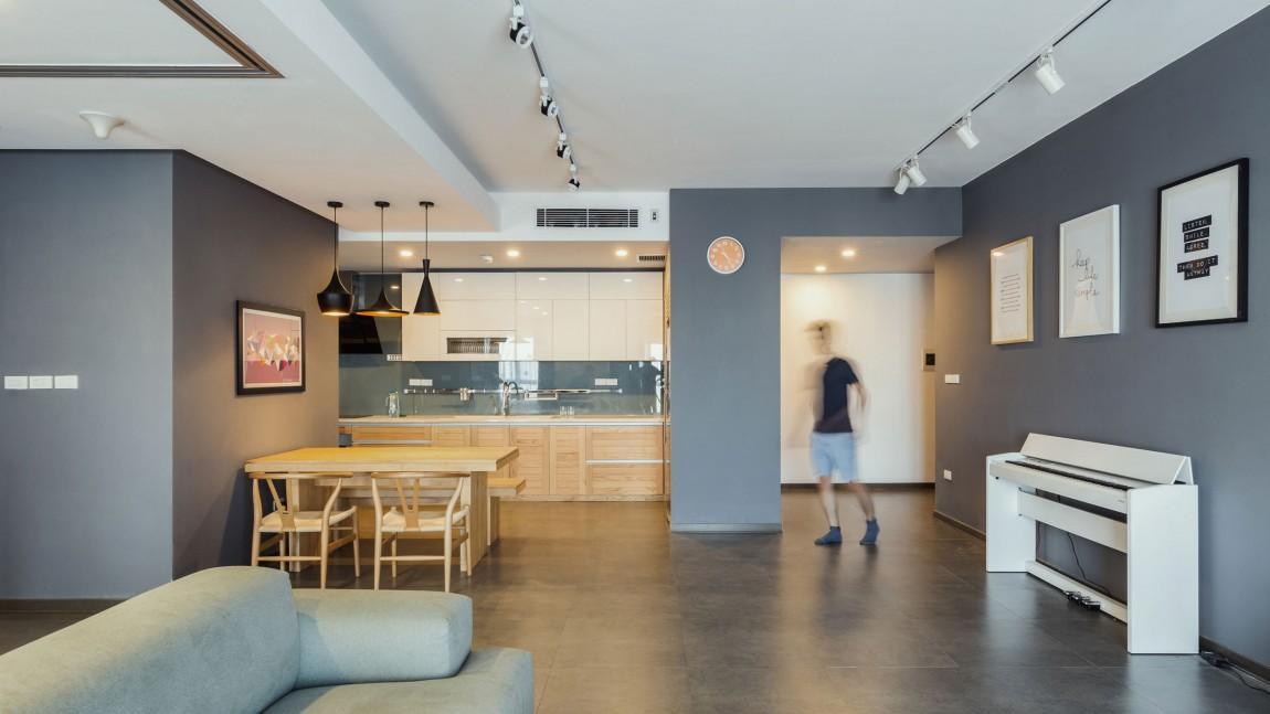 ml apartment ML Apartment by Le Studio