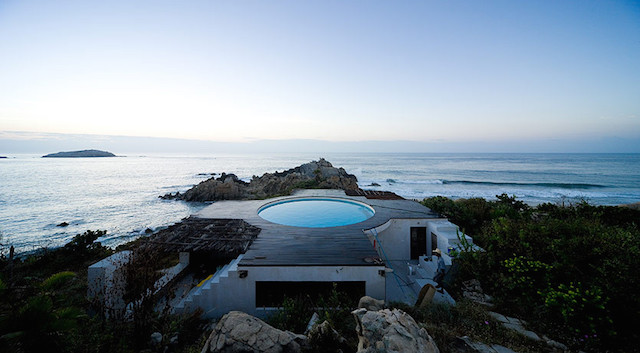 observatory house by gabriel orozco tatiana bilbao 1 Amazing Pools: 8 Most Beautiful Swimming Pools in the World