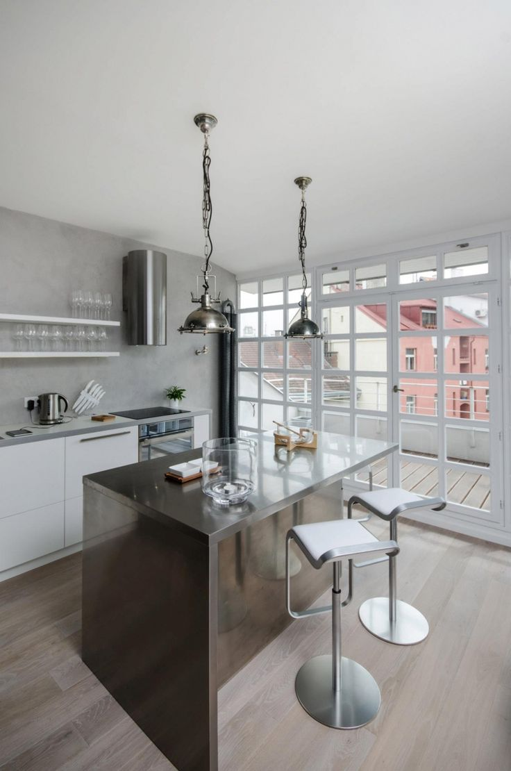 ooox apartment loft 3 Industrial Modern Loft Apartment