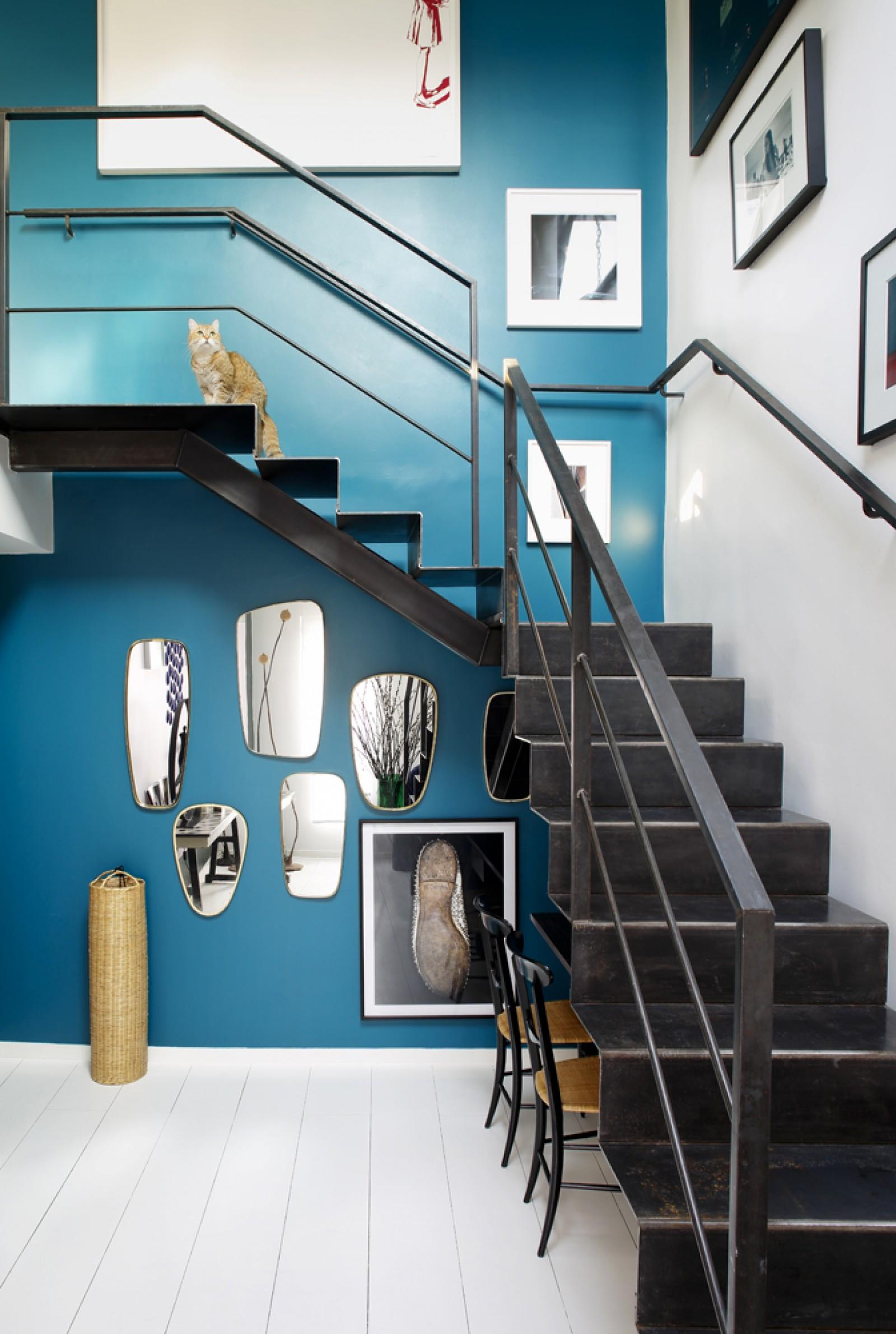 parisian duplex 1 Parisian Duplex by Sarah Lavoine