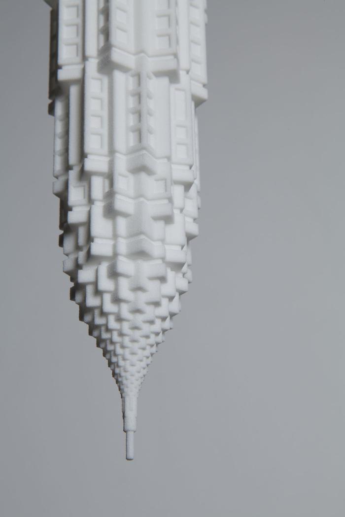 skyscraper shaped light bulbs by david graas 4 Skyscraper shaped Light Bulbs By David Graas