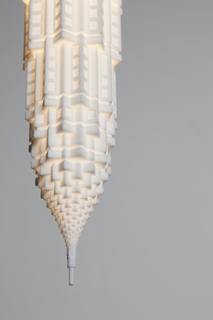skyscraper shaped light bulbs by david graas 5 Skyscraper shaped Light Bulbs By David Graas