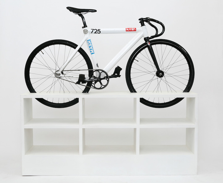 awesome bike furniture by designer manuel rossel 6 Awesome Bike Furniture By Designer Manuel Rossel