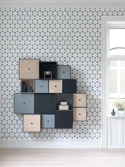 Lassen Frame Storage Boxes