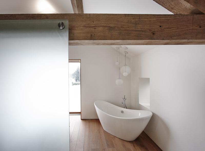 design rehabilitation 15 Barn Turned into Contemporary Home