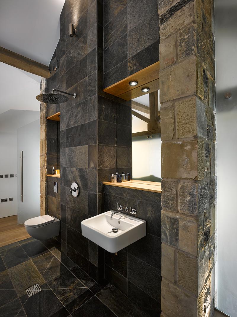 design rehabilitation 16 Barn Turned into Contemporary Home