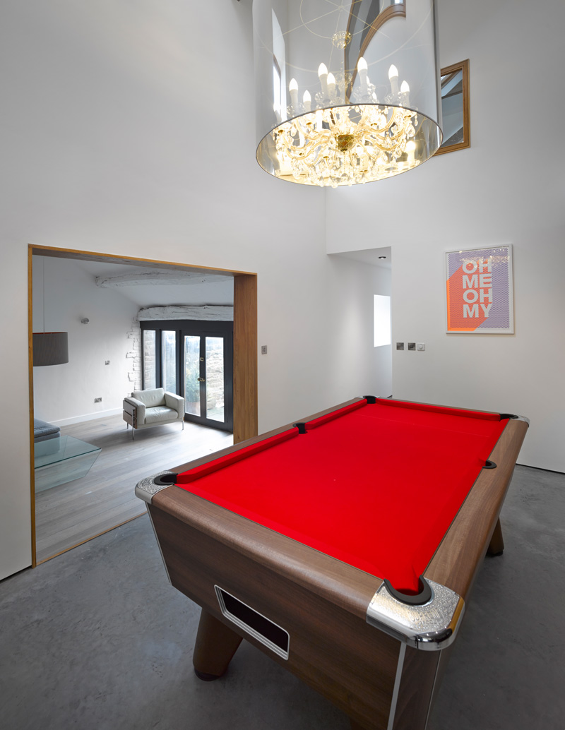 design rehabilitation 17 Barn Turned into Contemporary Home