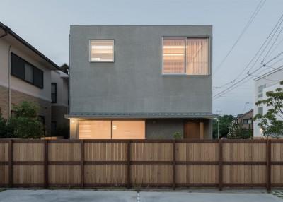 Hyōgo House By Tsubasa Iwahashi