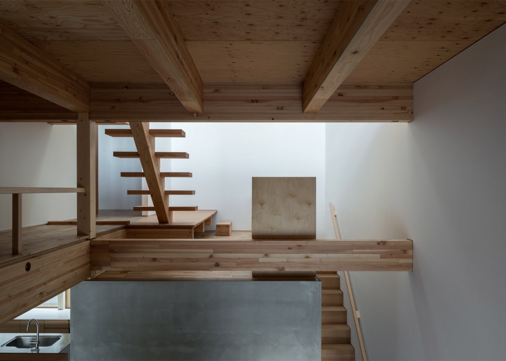 hygo house by tsubasa iwahashi 5 1024x731 Hyōgo House By Tsubasa Iwahashi
