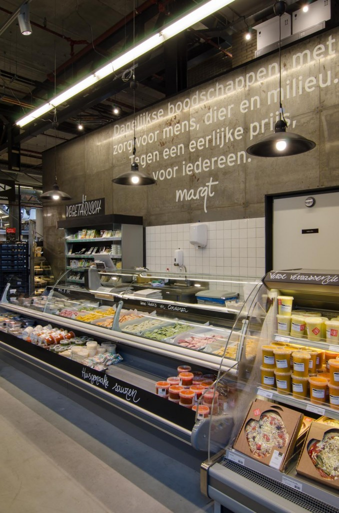 marqtgelderlandplein standardarchitect 31 678x1024 Marqt Supermarket In Amsterdam By Standard Studio