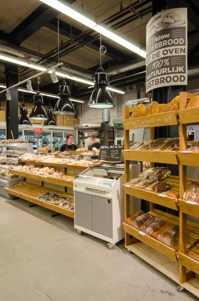 marqtgelderlandplein standardarchitect 46 678x1024 Marqt Supermarket In Amsterdam By Standard Studio