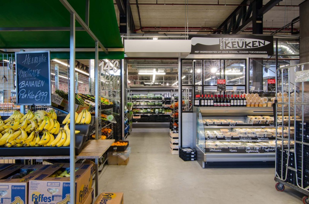 marqtgelderlandplein standardarchitect 6 1024x678 Marqt Supermarket In Amsterdam By Standard Studio