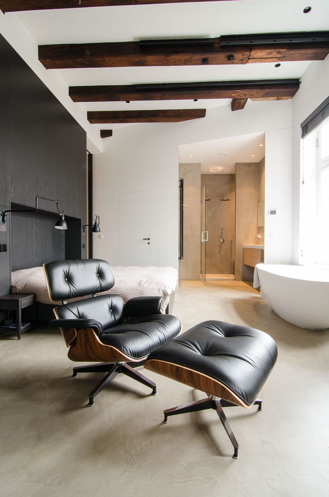 old sugar factory was converted into contemporary loft 13 Old Sugar Factory Was Converted Into Contemporary Loft