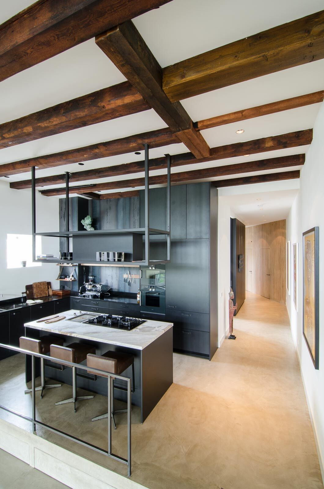 old sugar factory was converted into contemporary loft 6 Old Sugar Factory Was Converted Into Contemporary Loft