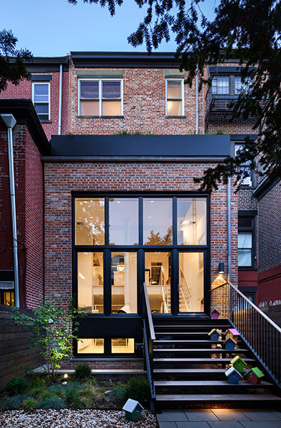 Park Slope Lighthouse By Cwb Architects