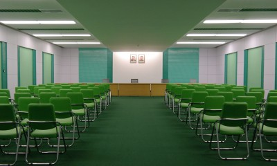 Photographer Captures Interiors Of North Korea
