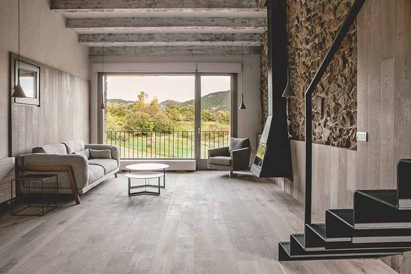 renovation by dom arquitectura in cerdanya 10 Renovation By Dom Arquitectura In Cerdanya