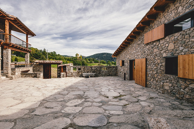 renovation by dom arquitectura in cerdanya 5 Renovation By Dom Arquitectura In Cerdanya