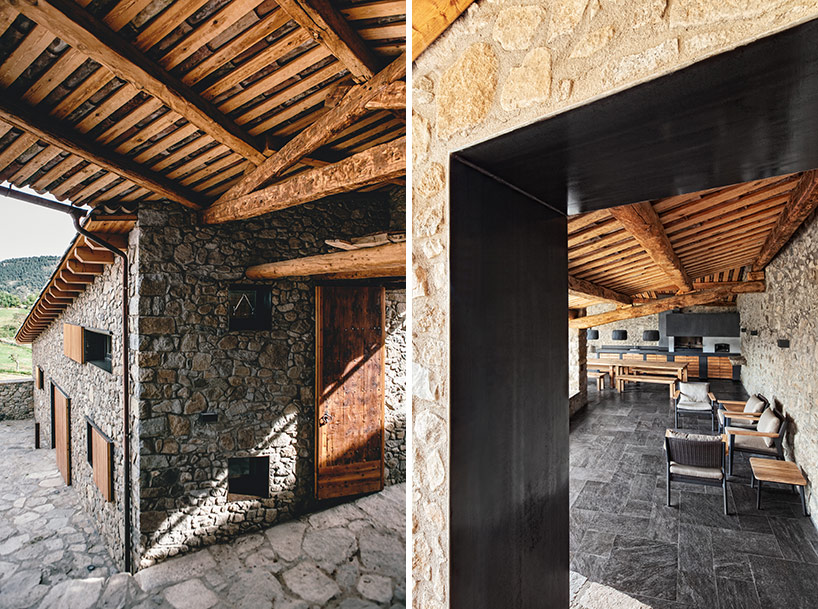 renovation by dom arquitectura in cerdanya 7 Renovation By Dom Arquitectura In Cerdanya