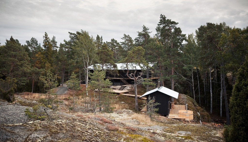 A Place That You Would Never Wish To Leave – Wooden Cottage In The Swedish Archipelago