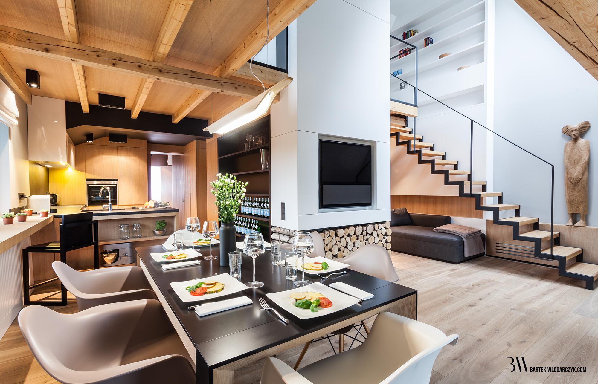bartek wlodarczyk tatra lodge Tatra Lodge Apartment by Bartek Wlodarczyk