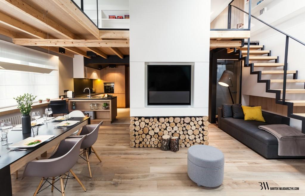 Tatra Lodge Apartment by Bartek Wlodarczyk