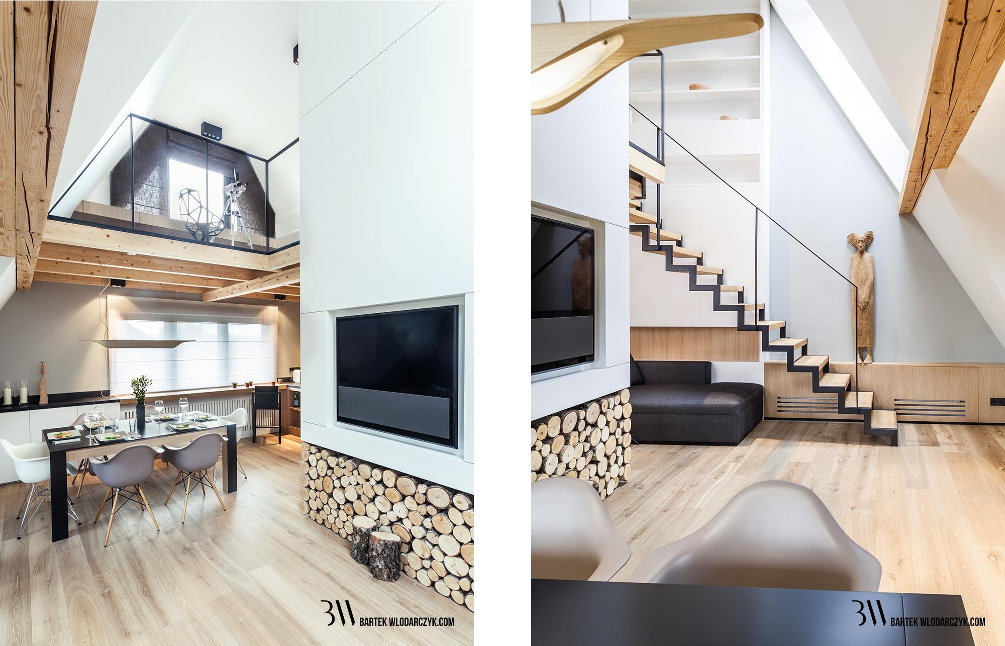 bartek wlodarczyk tatra lodge3 Tatra Lodge Apartment by Bartek Wlodarczyk