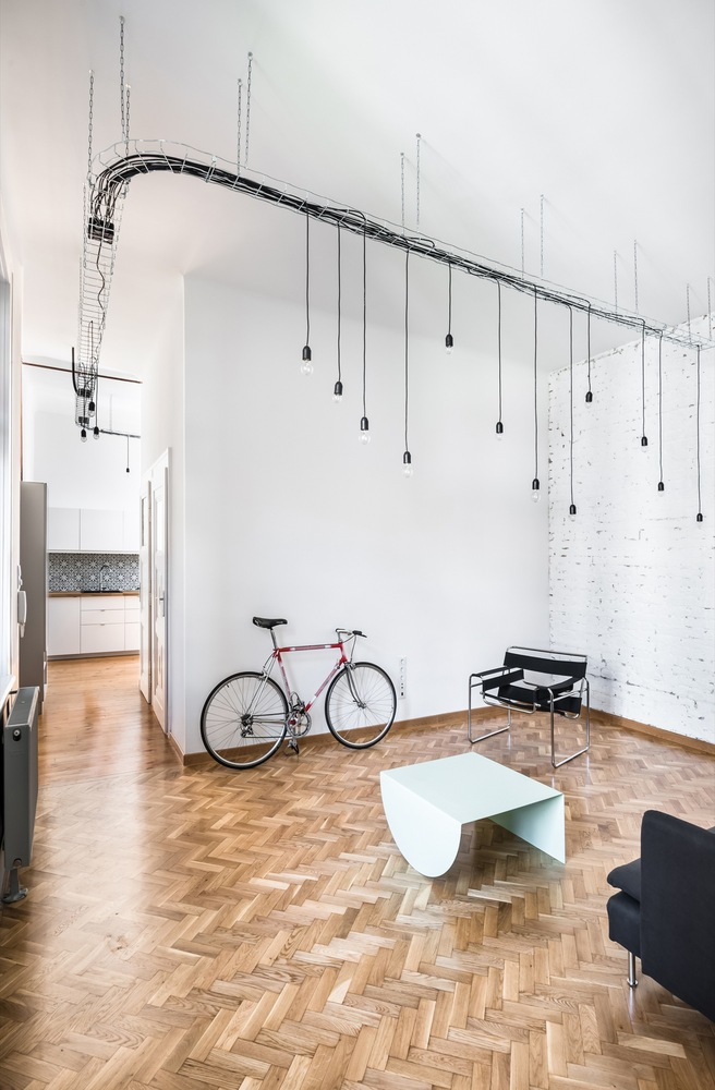 batlab architects Apartment by Batlab Architects
