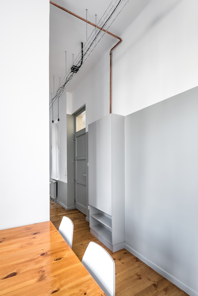 batlab architects7 Apartment by Batlab Architects