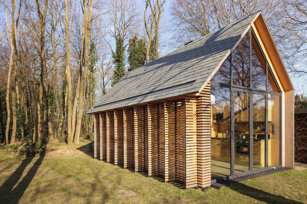 compact recreation house by zecc architecten 10 1024x683 Compact Recreation House By Zecc Architecten