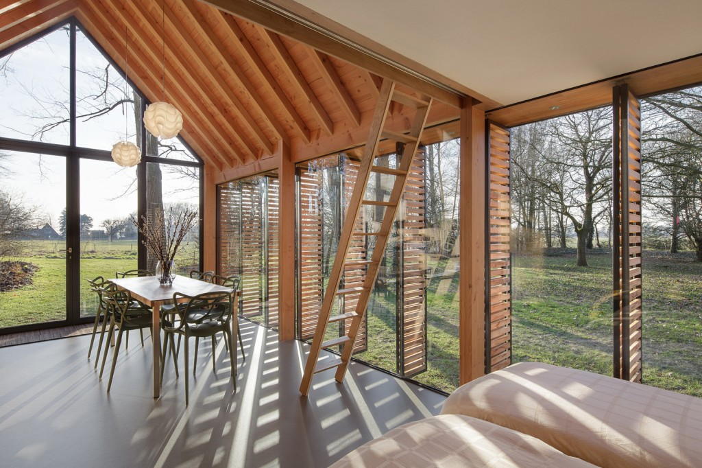 compact recreation house by zecc architecten 13 1024x682 Compact Recreation House By Zecc Architecten