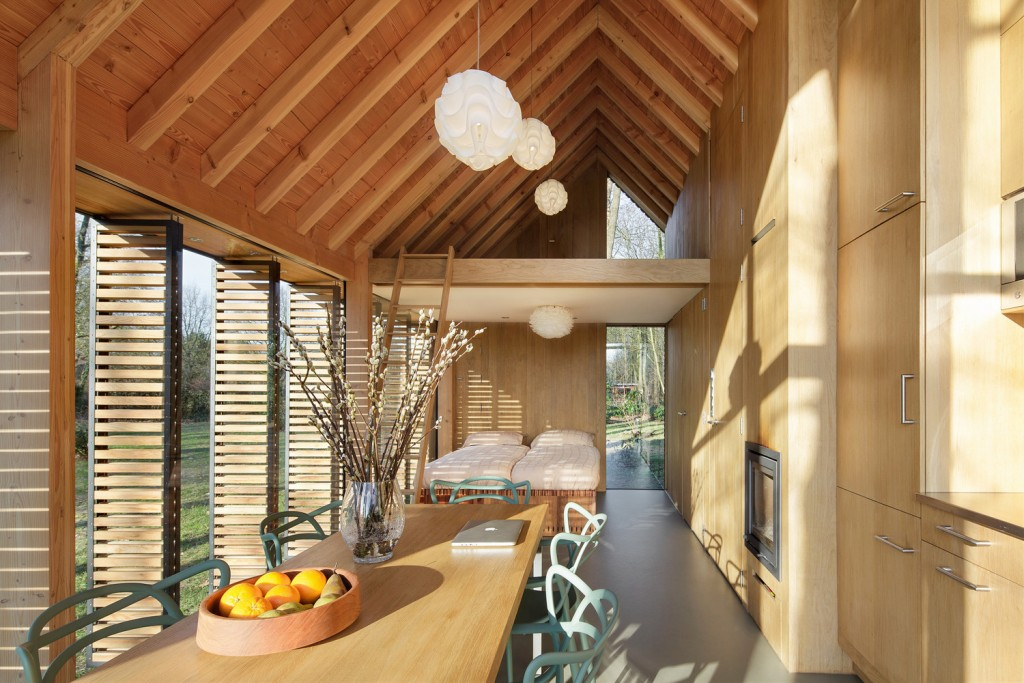 compact recreation house by zecc architecten 16 1024x683 Compact Recreation House By Zecc Architecten