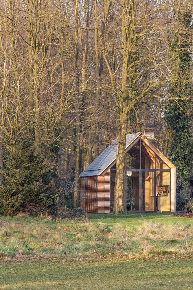 compact recreation house by zecc architecten 20 Compact Recreation House By Zecc Architecten