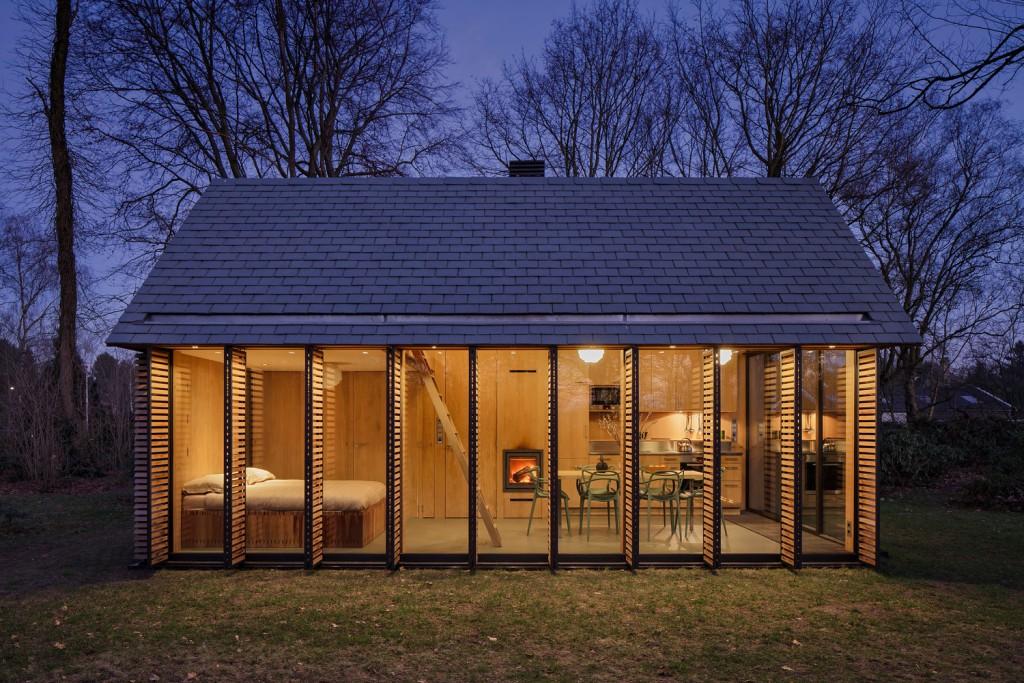 compact recreation house by zecc architecten 5 1024x683 Compact Recreation House By Zecc Architecten